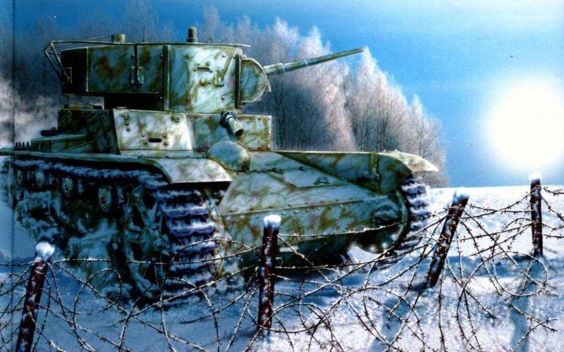 Подводя итог: Виккерс, Танк Т-26, танк FT-17