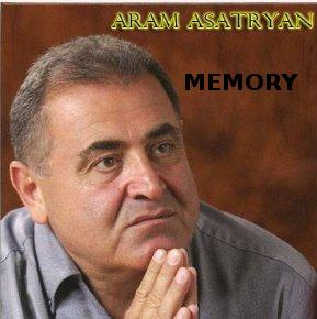 Aram Asatryan - Memory