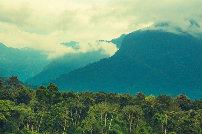Белый город, Гондурас